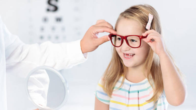 What Age Should a Child Have Their First Eye Exam?